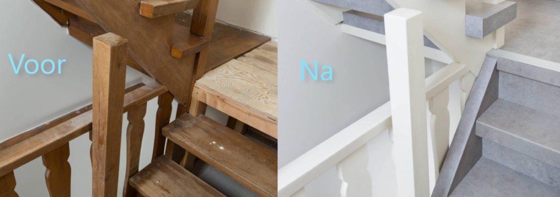 open trap dichtmaken,traprenovatie voor en na,traprenovatie open trap,trap renoveren,stairz traprenovatie,traprenovatie voor en na