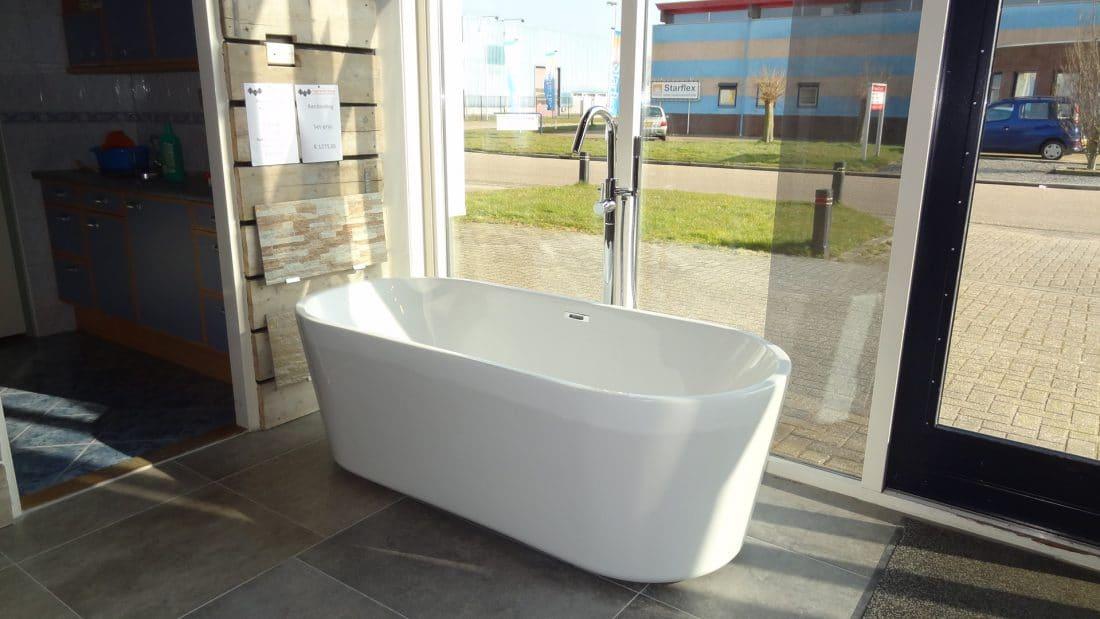 Vrijstaand Ligbad Relax Design
