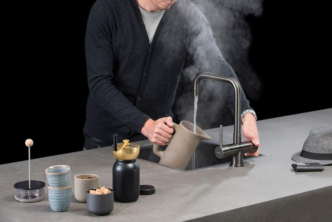 Nieuwspagina - Selsiuz kokend water kraan