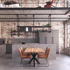 Industriele Keuken 1