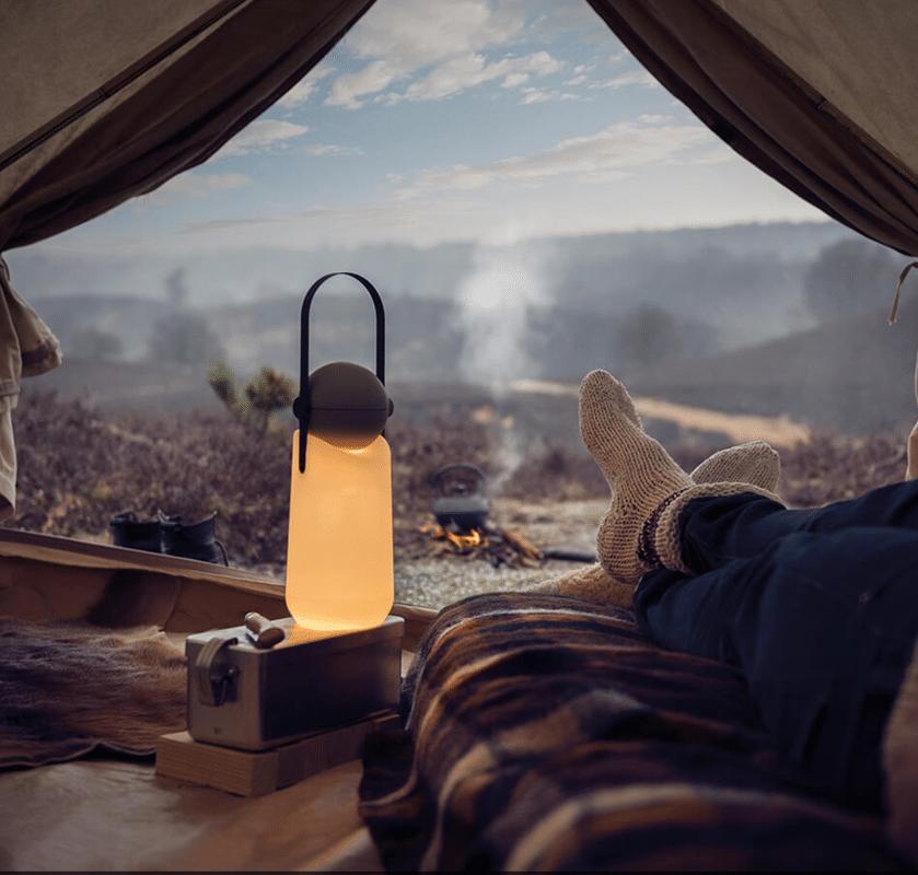 Guidelight Camping Hetvuurlab Weltevree Orig