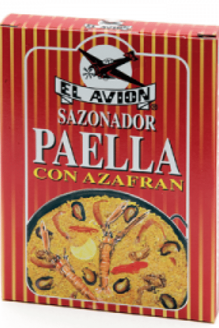 Paellamix Elavion Hetvuurlab