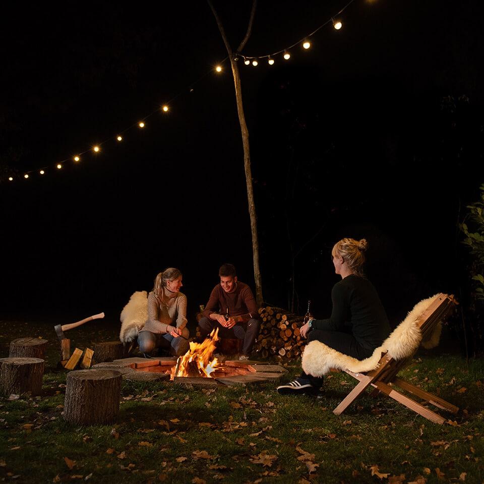 fieldchair Weltevree campfire