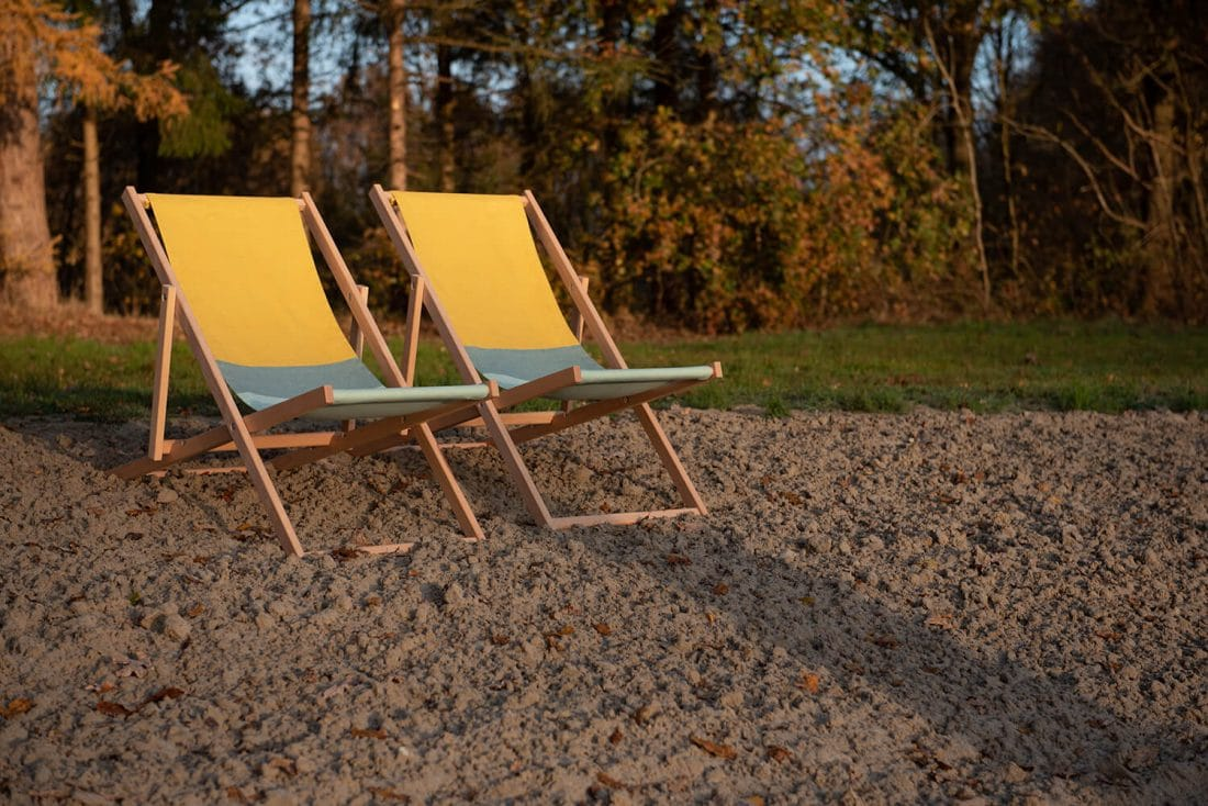 Beach Chair Rood