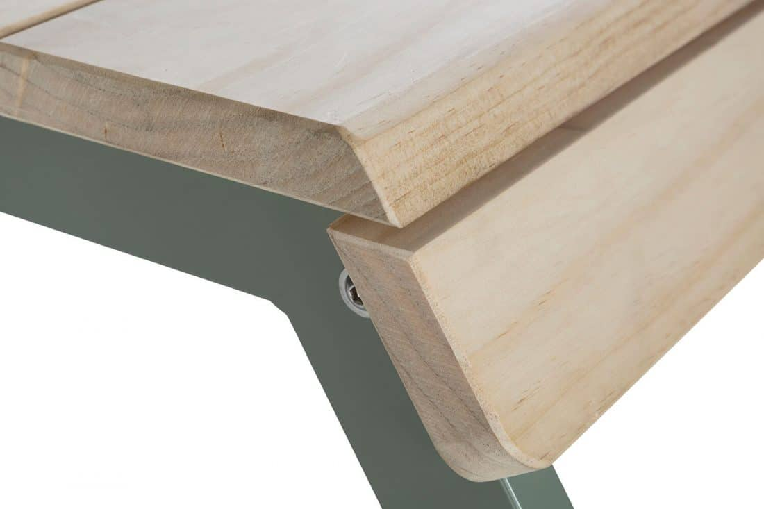 Table Bench 2 Seater