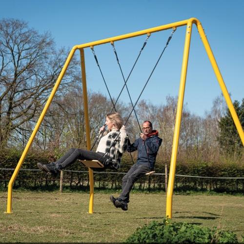 Serious Swing Weltevree