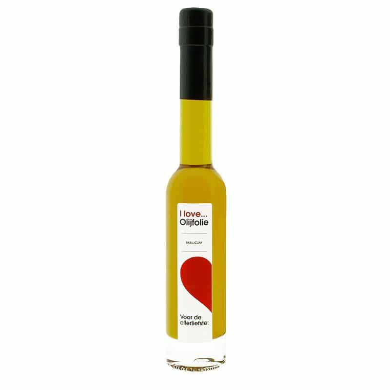 Basilicum olijfolie