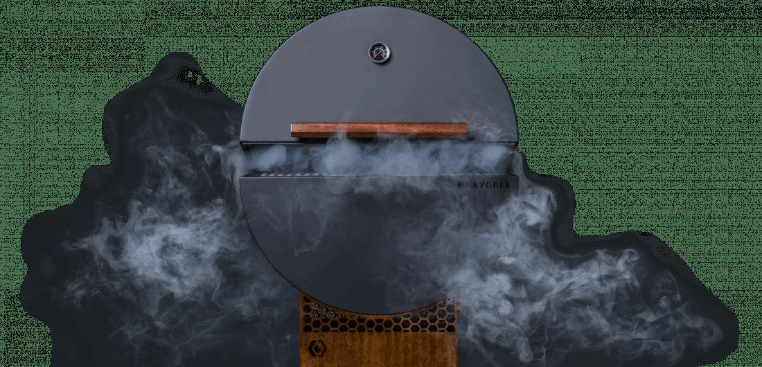 HNYGRLL Houtskool barbecue