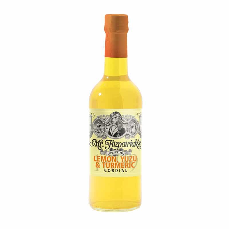 Mr Fitzpatrick's Yuzu, lemon & Tumeric