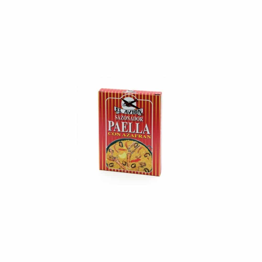 Traditionele Spaanse Paellakruiden