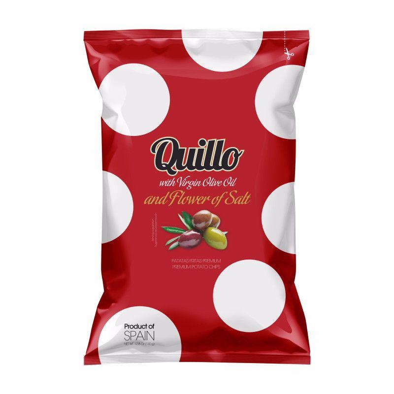 Quillo Chips Flower of Salt