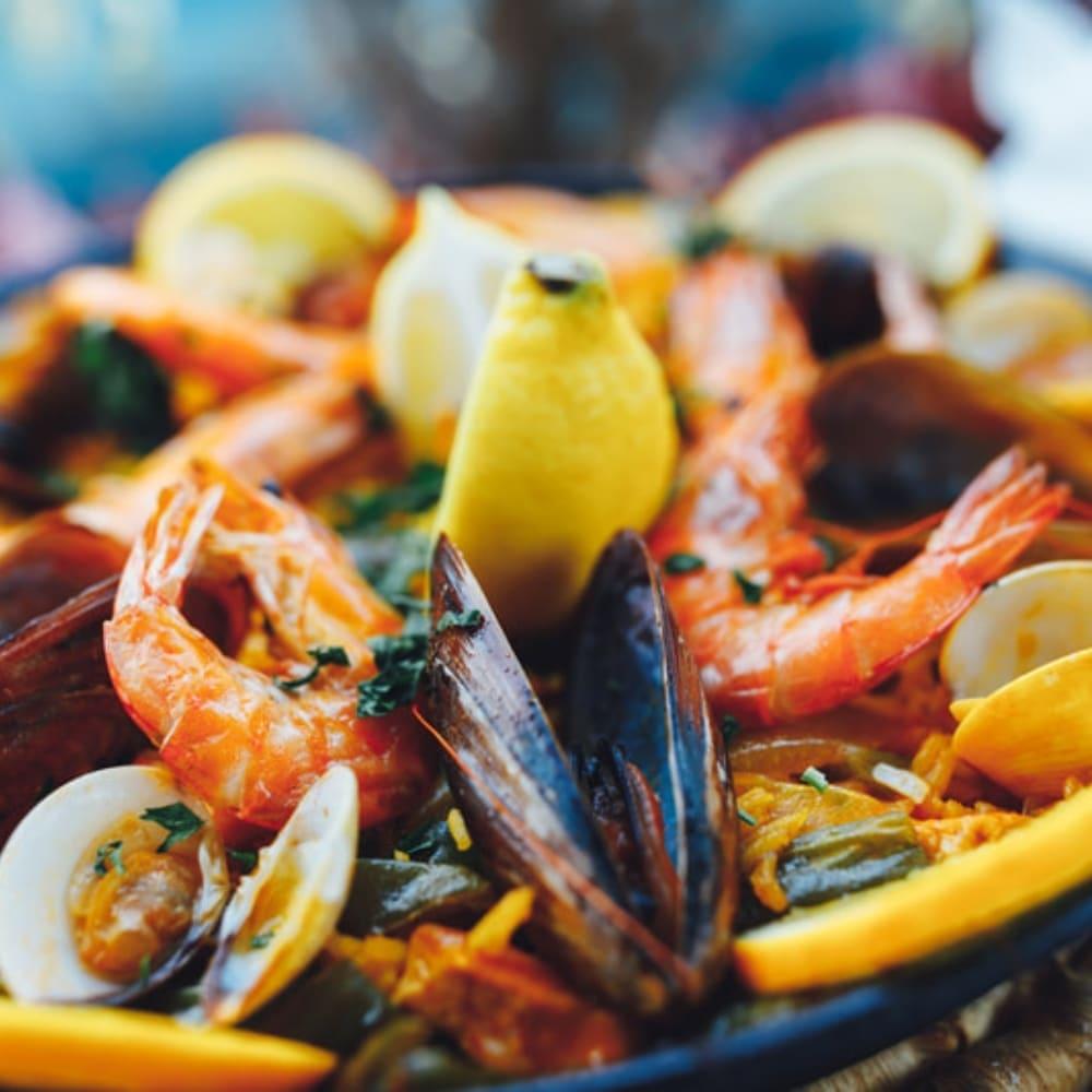 Maak zelf de lekkerste Spaanse Paella