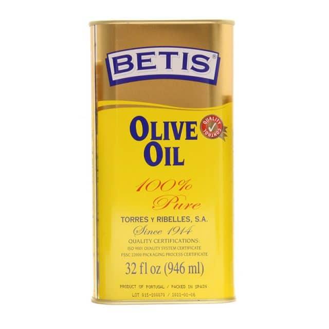 Olijfolie om mee te bakken