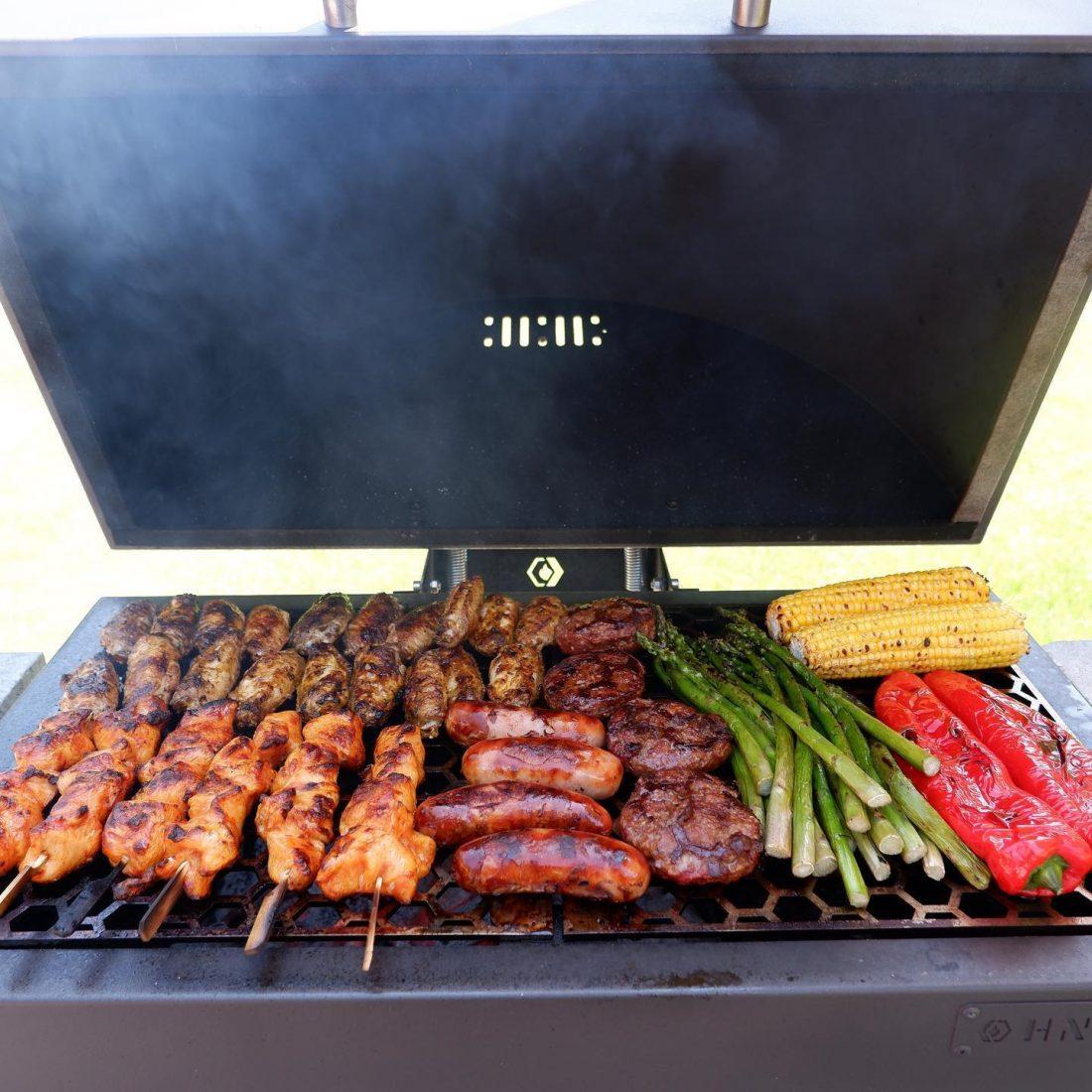 HNYGRLL Barbecue