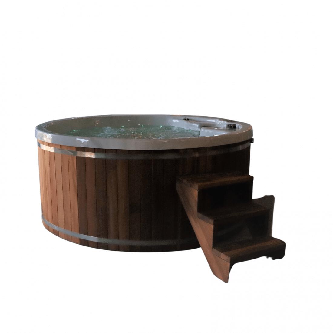 Elektrische Wellness Tub Hottub