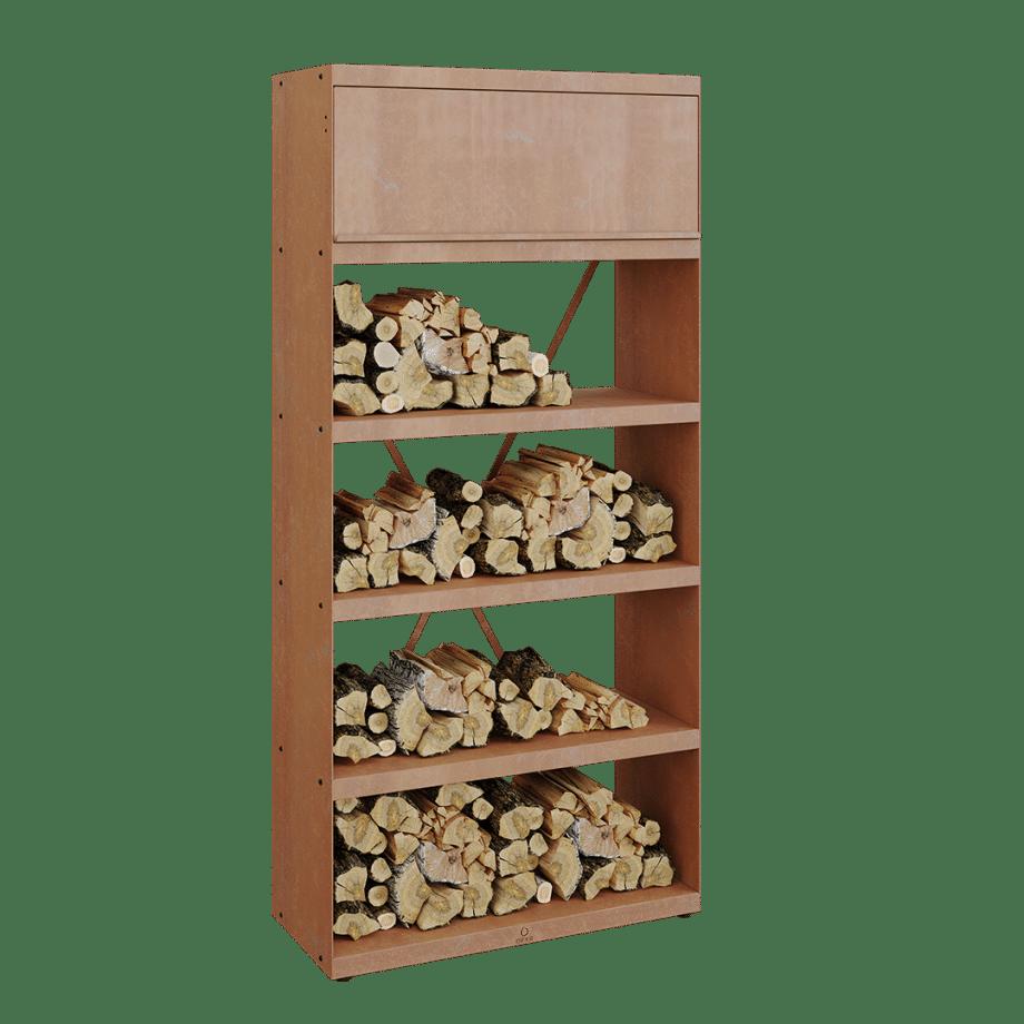 Ofyr Wood Storage 100