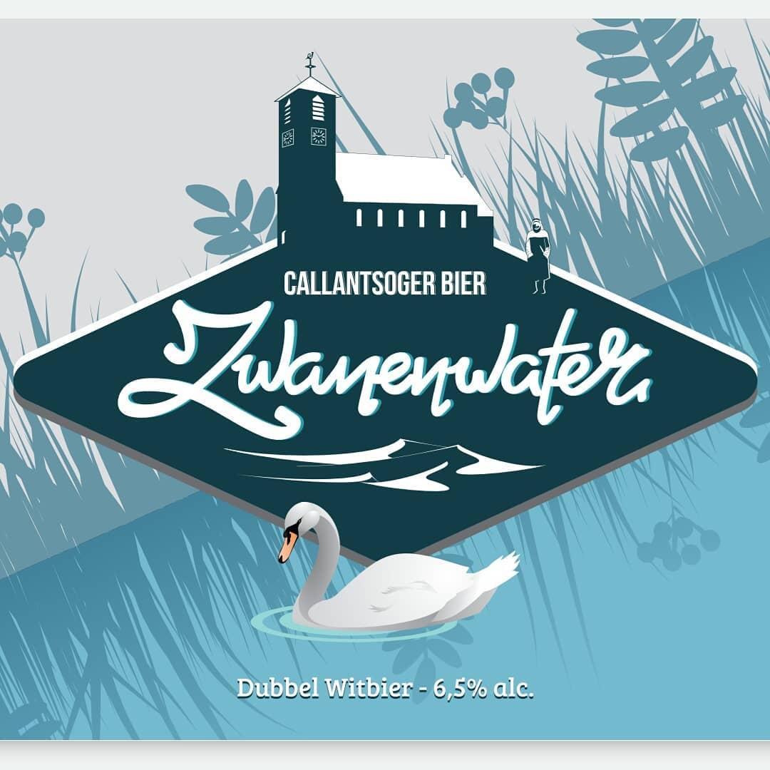 Zwanenwater Dubbel Witbier