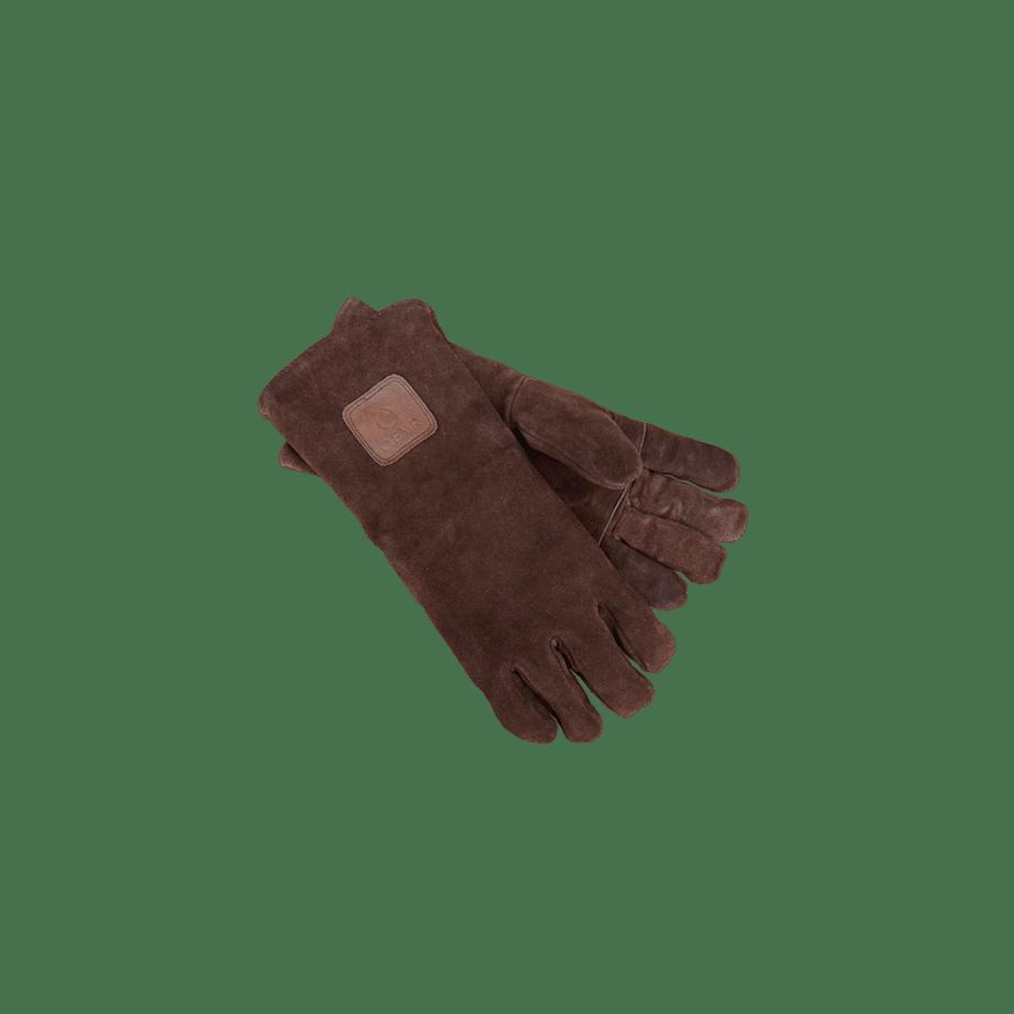 Hiteebestendige handschoenen bruin OFYR