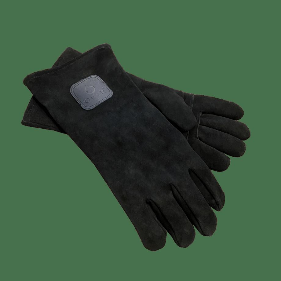 Hittebestendige handschoenen zwart OFYR