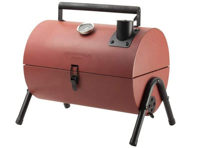 BBQ Rookoven Rood Gusta