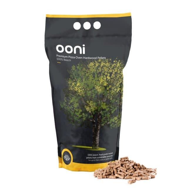 Ooni Houtpallets 3 kg Beech