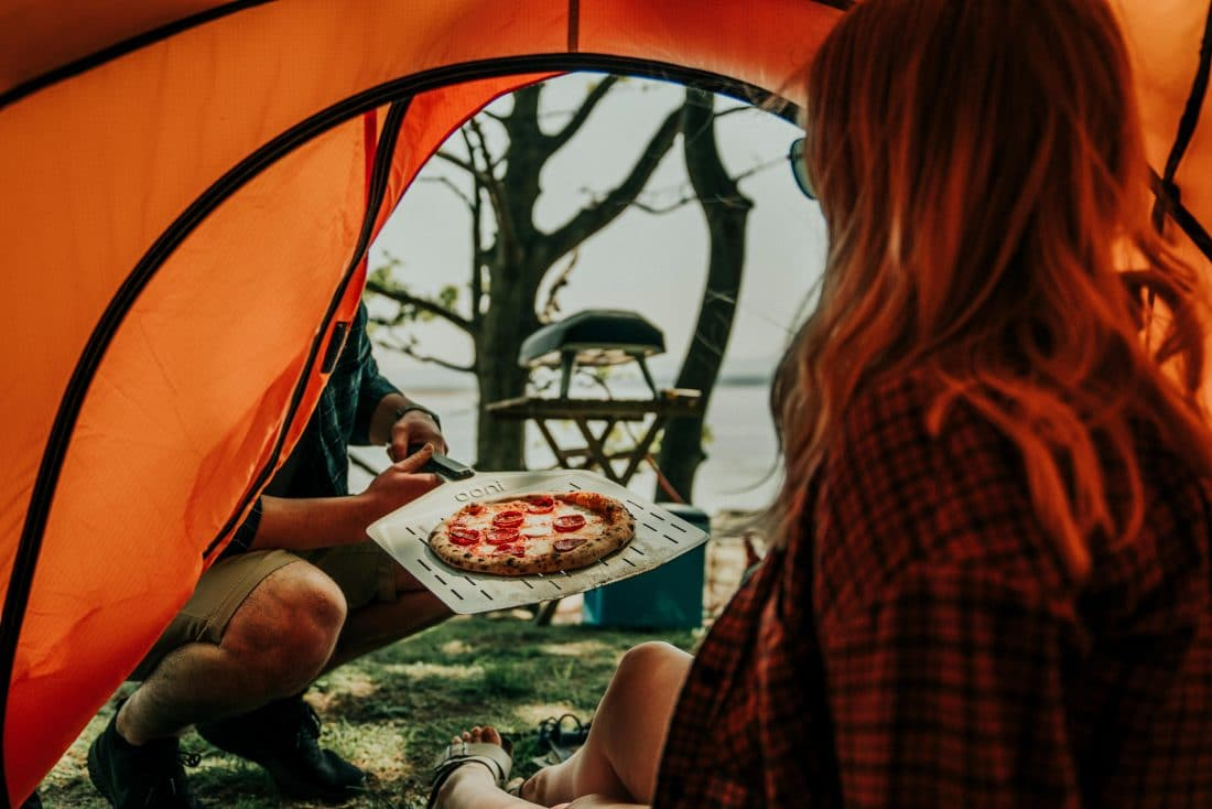 Ooni Koda Camping