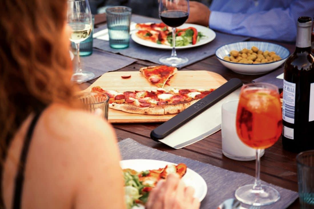 Organiseer eens een pizza party