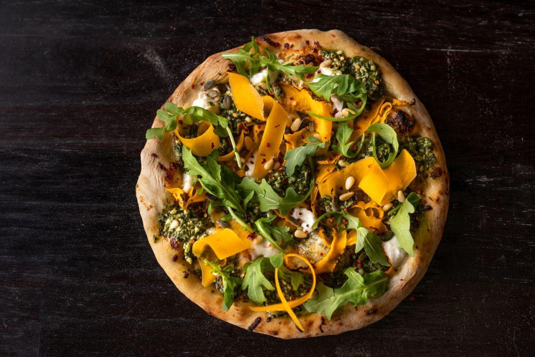 Bak lekkerste pizza die je ooit geproefd hebt