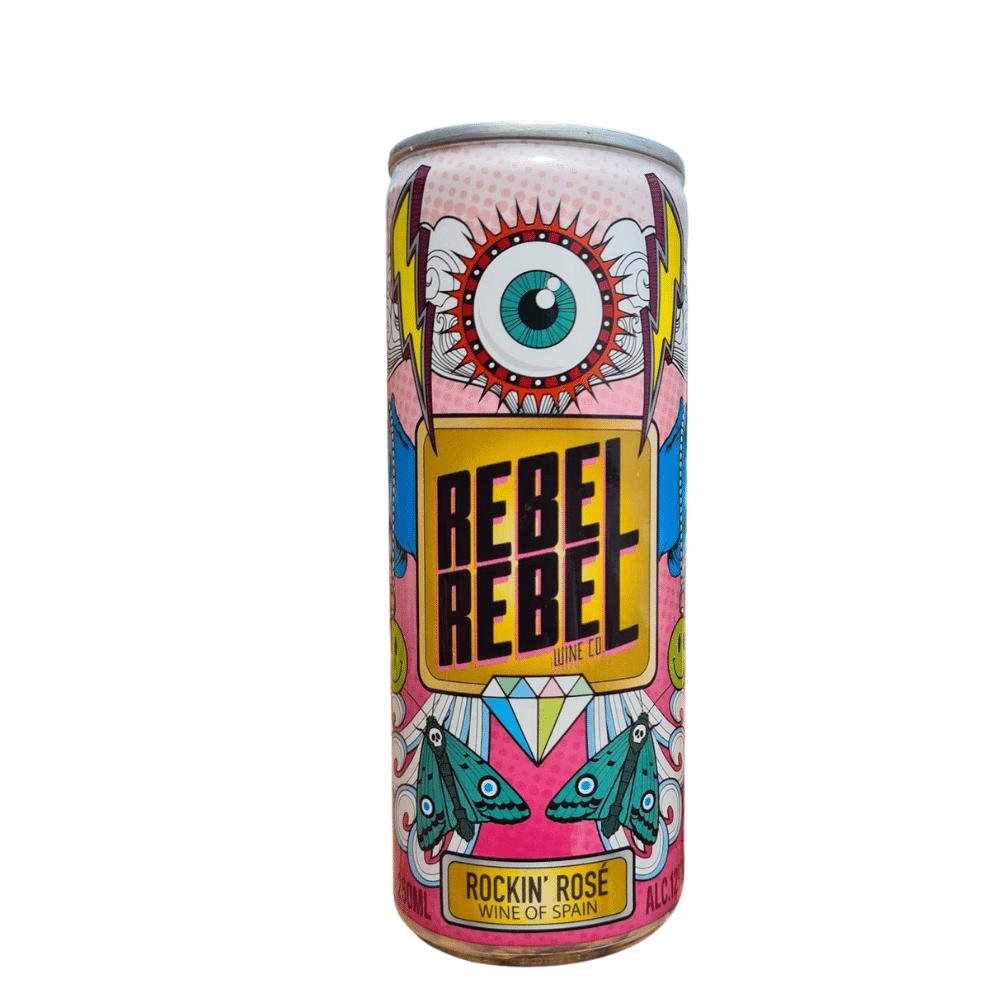 Rockin' Rose Rebel Rebel Wine Co.