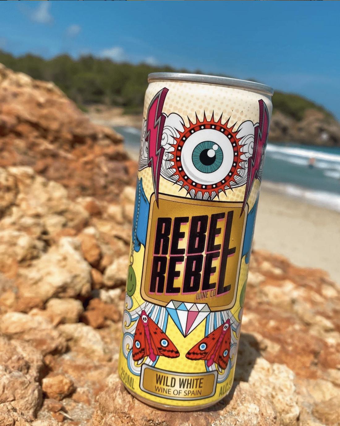 Wilde White Rebel Rebel Wine Co.