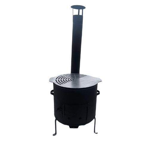 BBQ Plancha 100% duurzaam staal