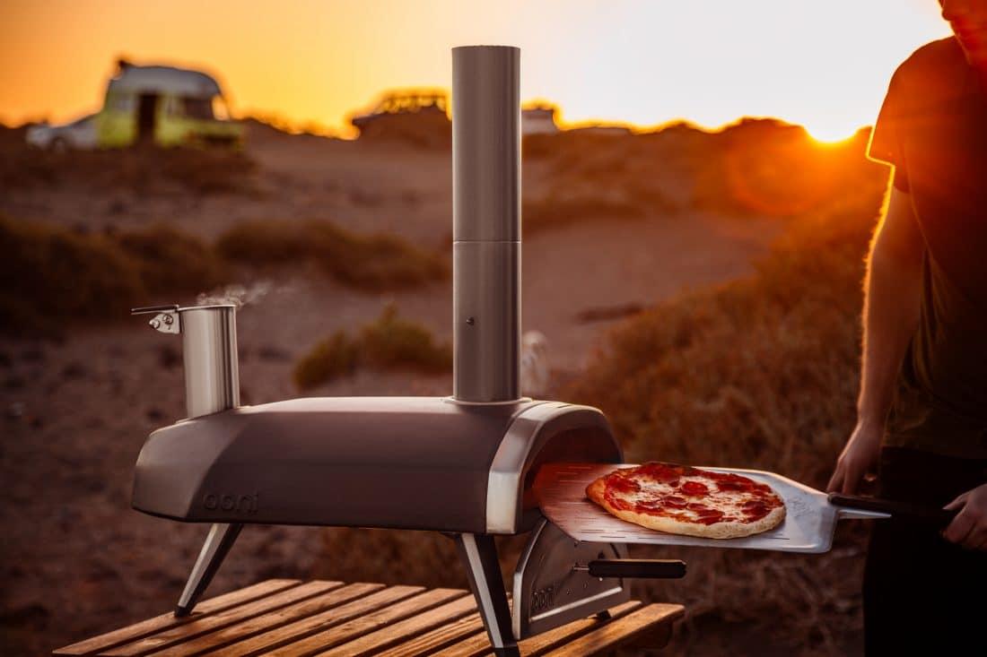 Toni Fyra Pizza oven