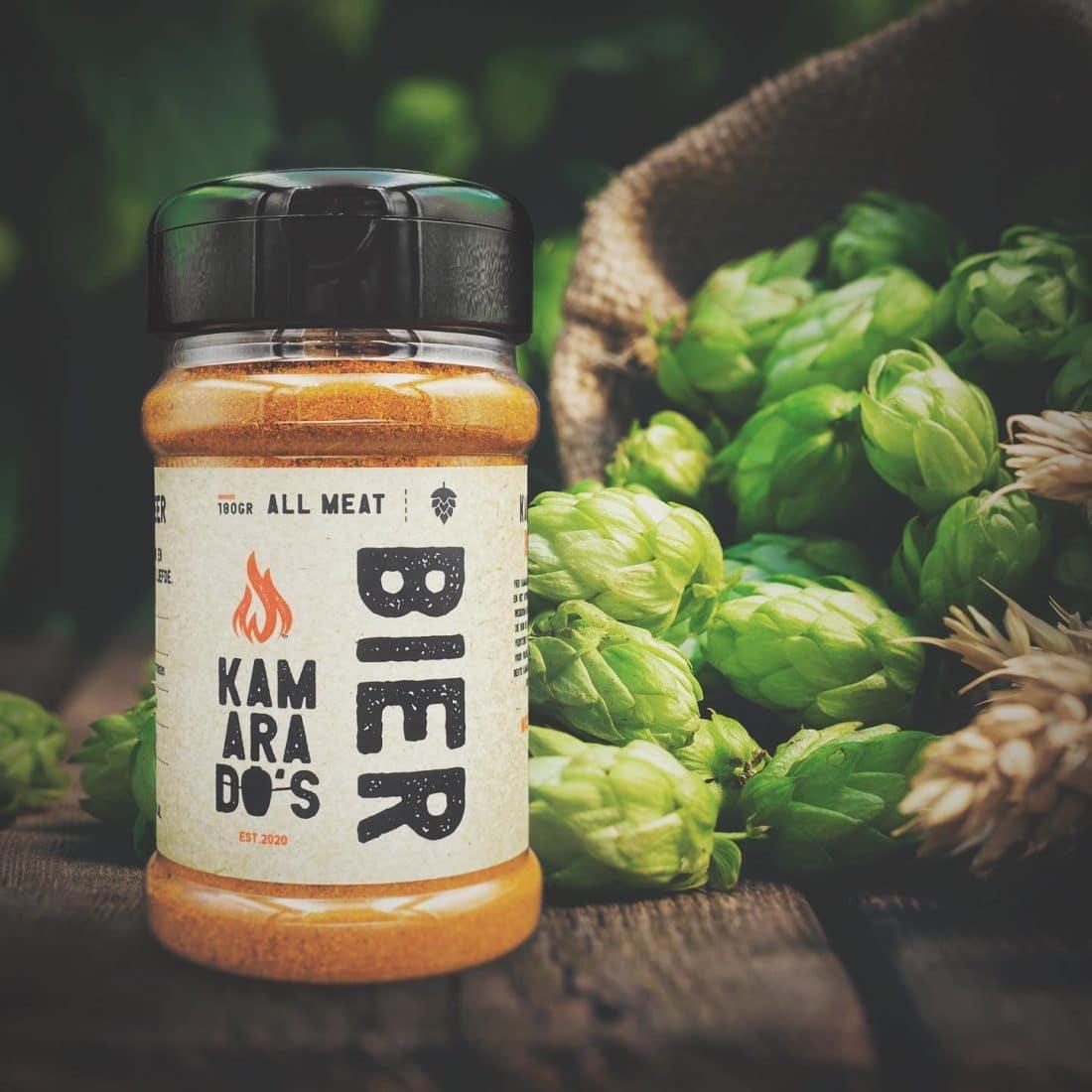 Kamarados Dry Rub Bier