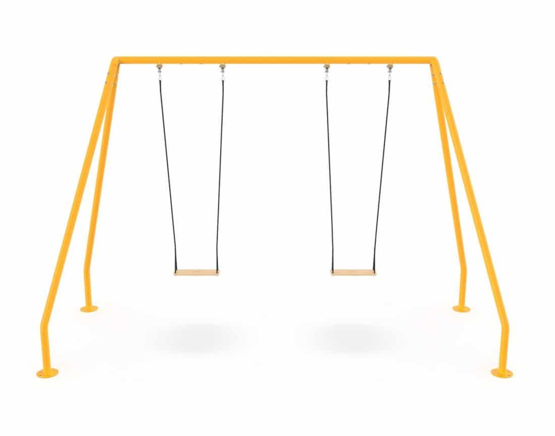 Serious Swing met verlichting