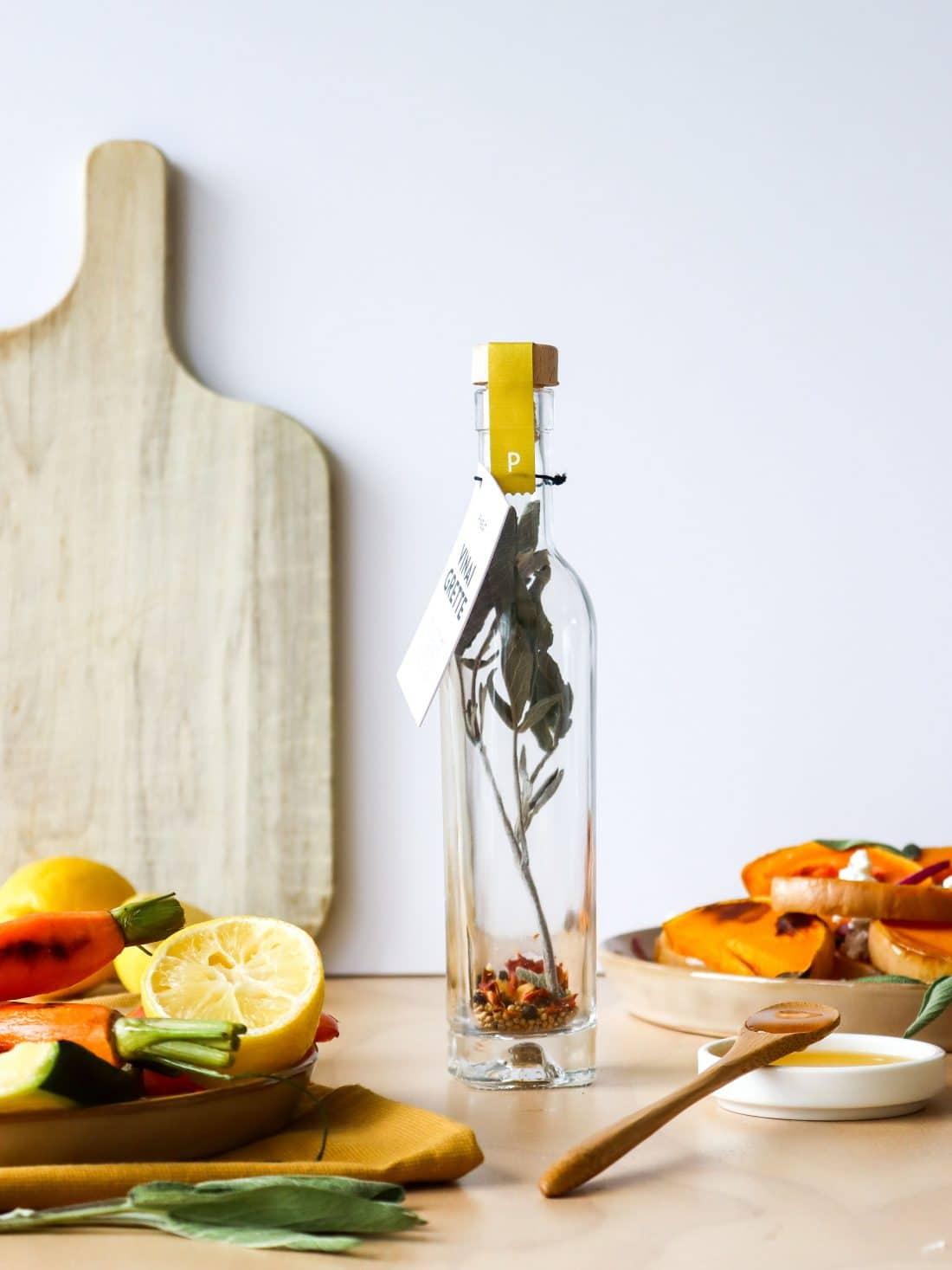 Mix voor vinaigrette salie citroen van pineut