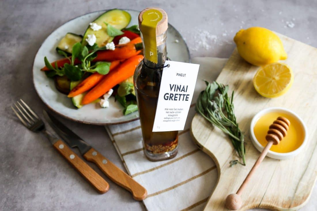 Mix voor vinaigrette salie citroen pineut