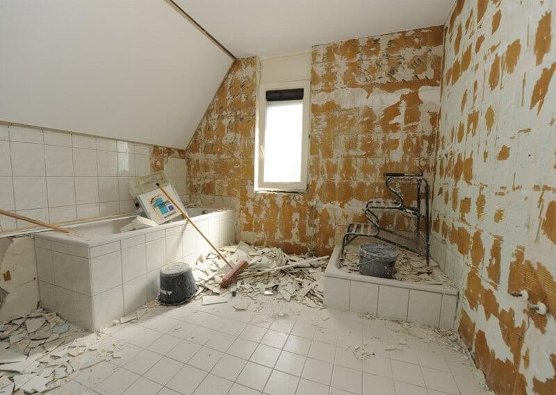Badkamer Stap 2 Voorbereiden