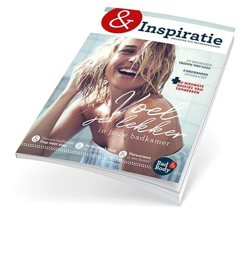 Haal Uw Badkamer Inspiratie Uit Het Bad Body Magazine Weba Design