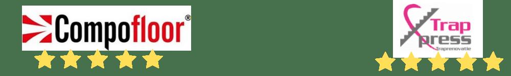 Woeler klanten woonbranche TrapXpress Compofloor
