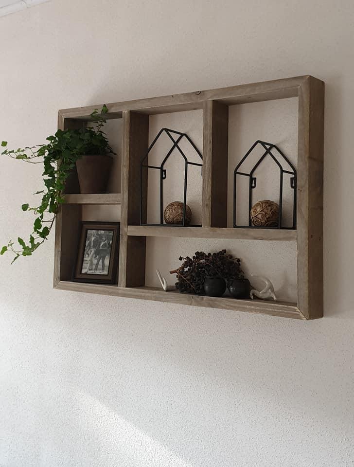 Wandbord Letterbak Woodchoice1