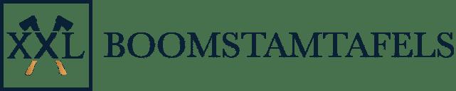 Logo van XXL Boomstamtafels