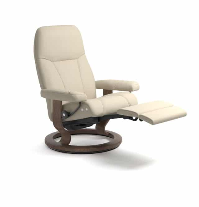Stressless Consul Power Leg 3