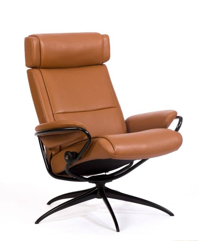 Stressless Paris Low Back Met Hoofdsteun